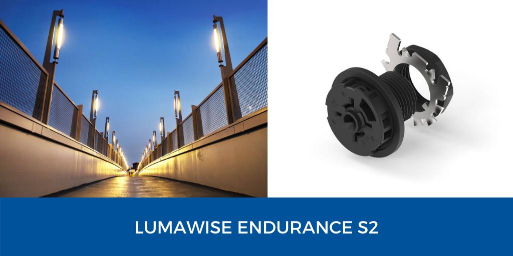 Lumawise endurance s2 connettori